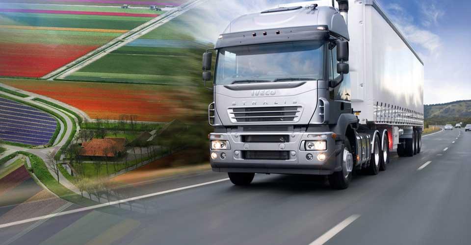 Автоперевозки из Нидерландов - доставка грузов из Голландии