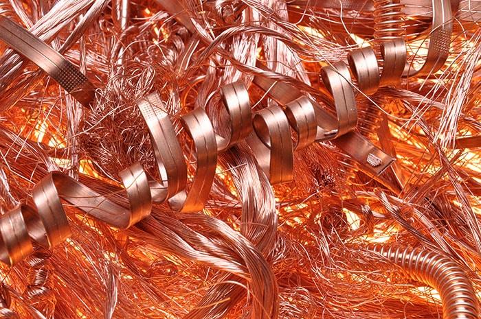 Китай не примет импорт медного лома и других металлов, начиная с 31 декабря 2018 года.